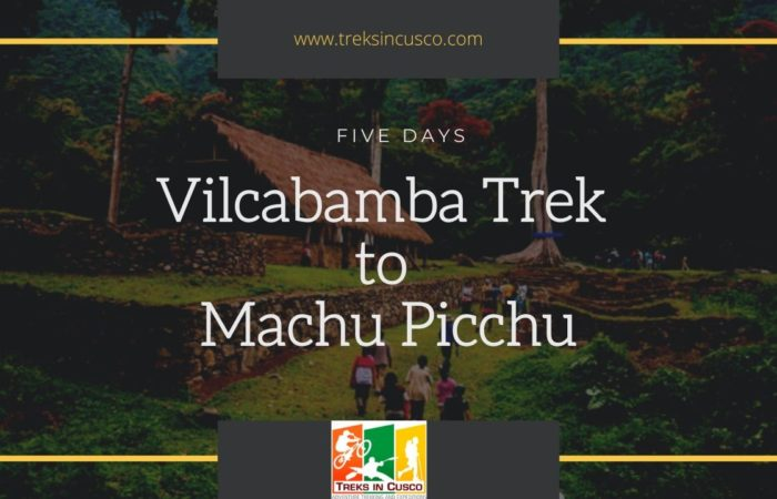 Vilcabamba Trek To Machu Picchu Espiritu Pampa