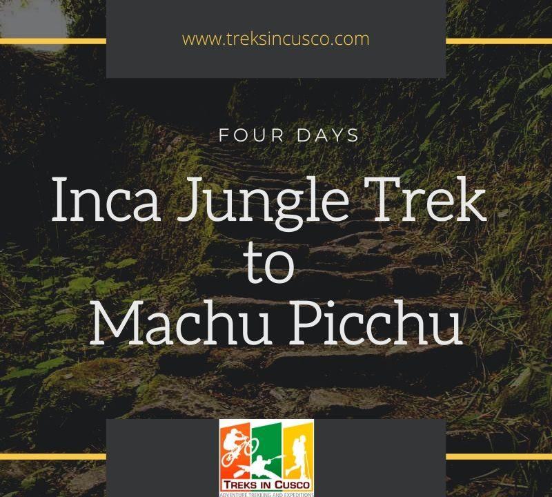 Inca Jungle Trek to Machu
