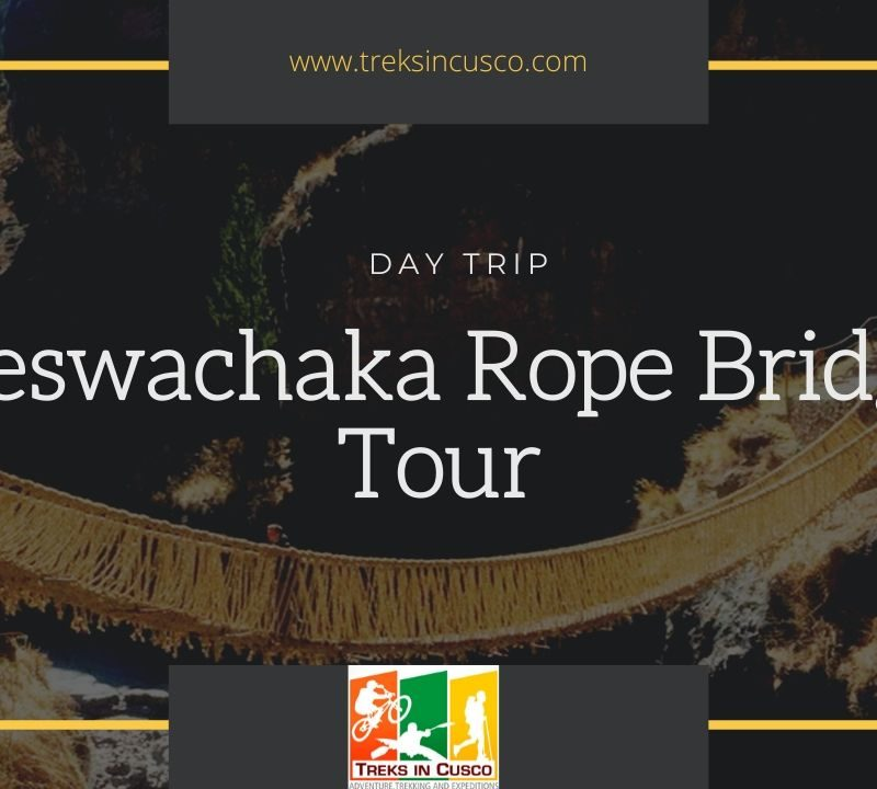 Qeswachaka Rope Bridge Tour