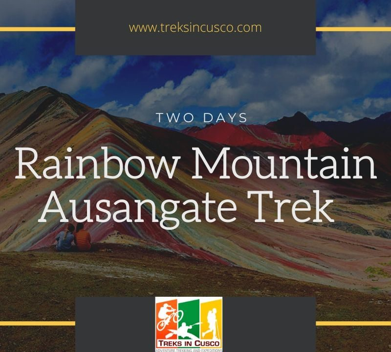 Rainbow Mountain Ausangate Trek