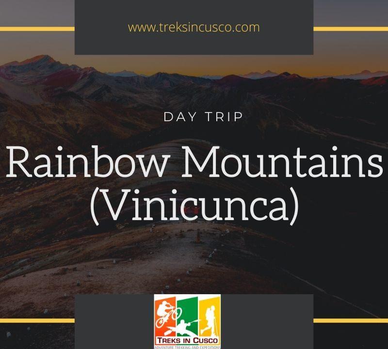 Rainbow Mountain Full Day Tour