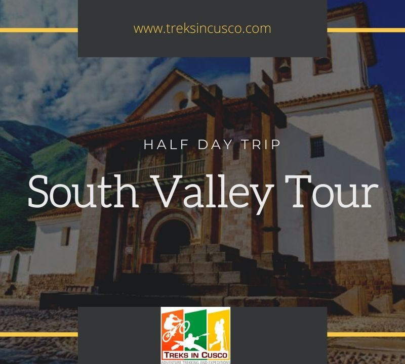 South Valley Tour Cusco, Tipon Pikillacta and Andahuaylillas