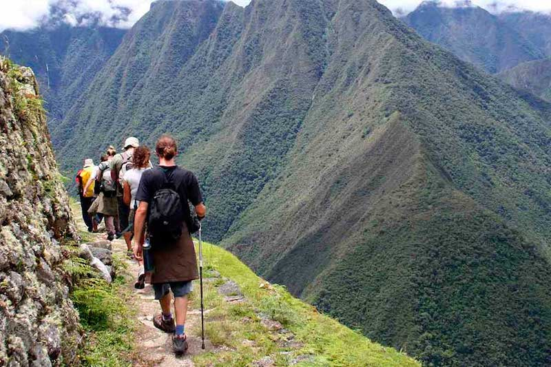 Short Inca Trail to Machu Picchu