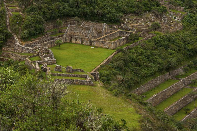 Trek to Choquequirao from Cusco, Choquequirao Trek to Machu Picchu