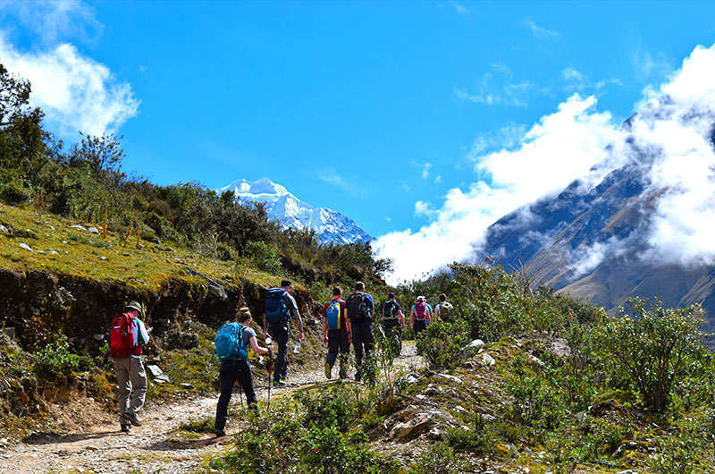 Salkantay Inca Trail Trek to Machu Picchu