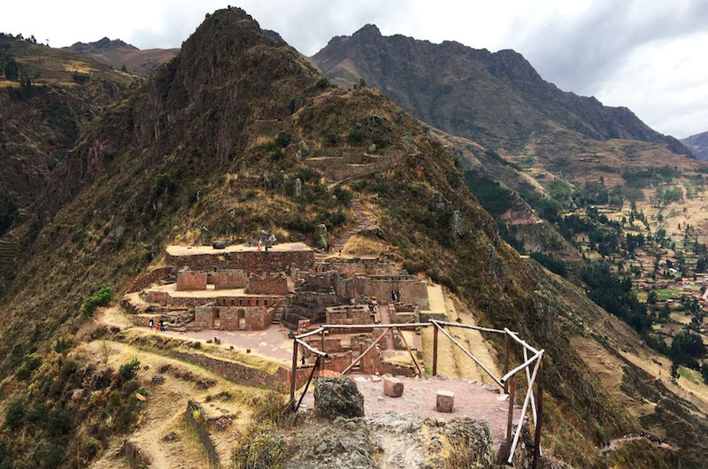 Sacred Valley Connection to Machu Picchu, Sacred Valley of Incas