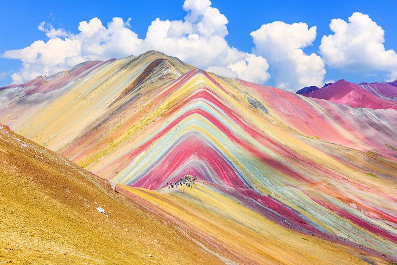 Rainbow Mountain Ausangate Trek