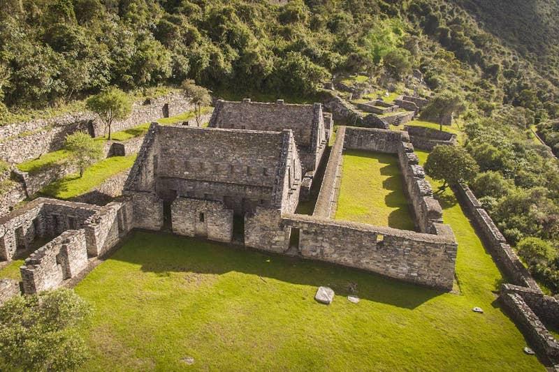 Trek to Choquequirao from Cusco, Choquequirao Trek to Machu Picchu