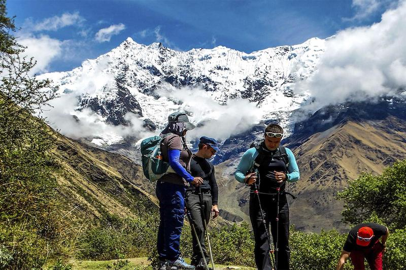 Salkantay Trek 5 Days to Machu Picchu