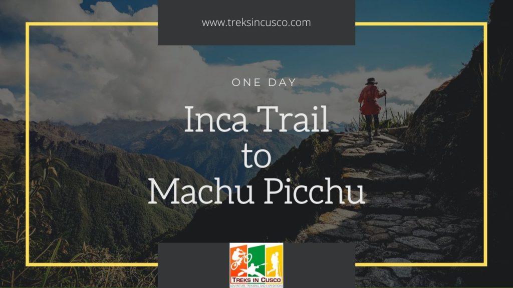 one day inca trail tour