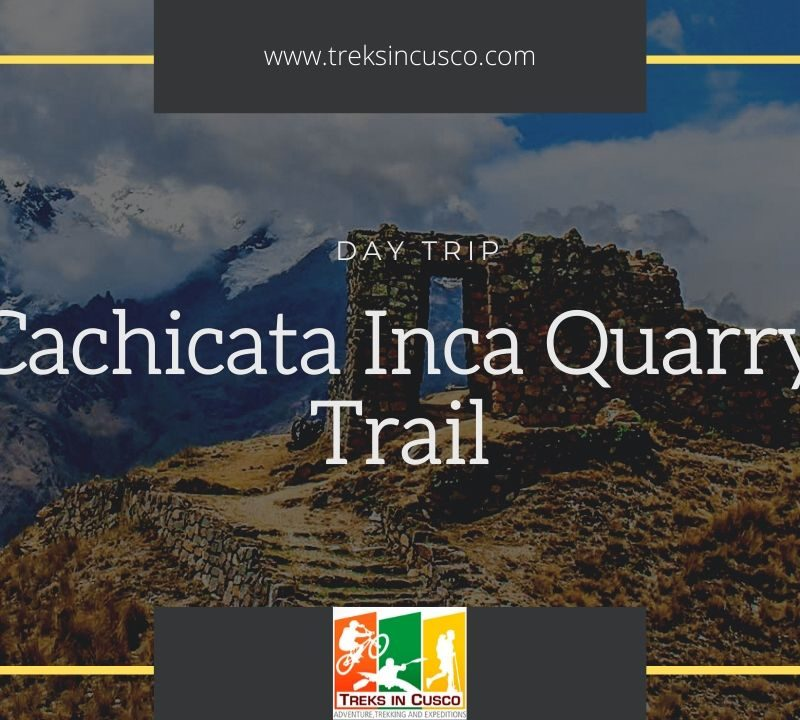 Cachicata Inca Quarry Trail