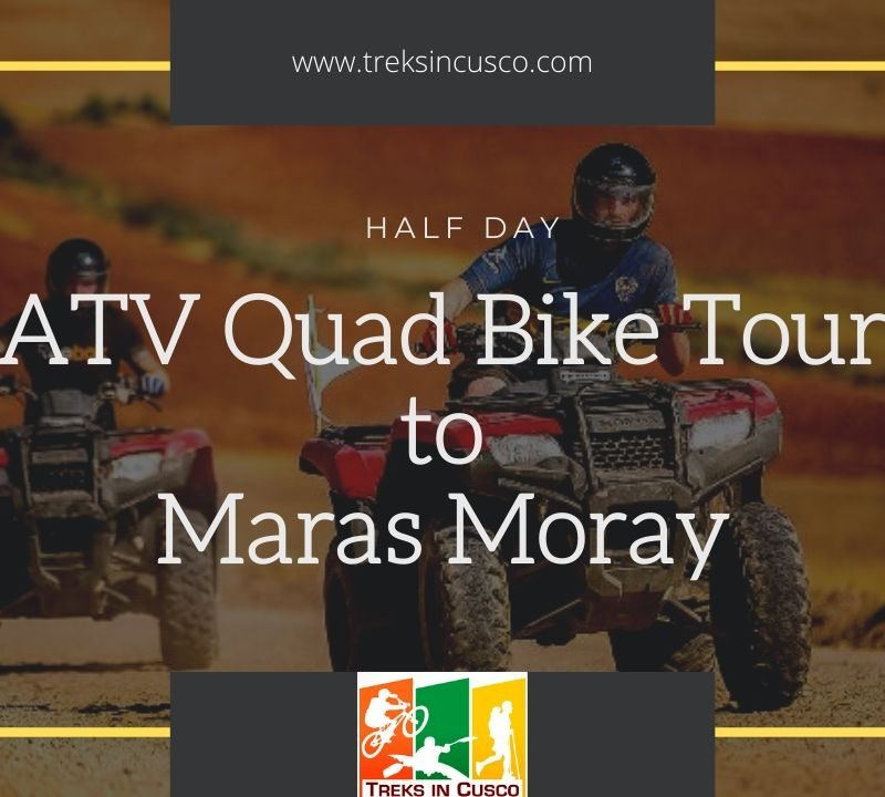 ATV Tours to Maras Moray