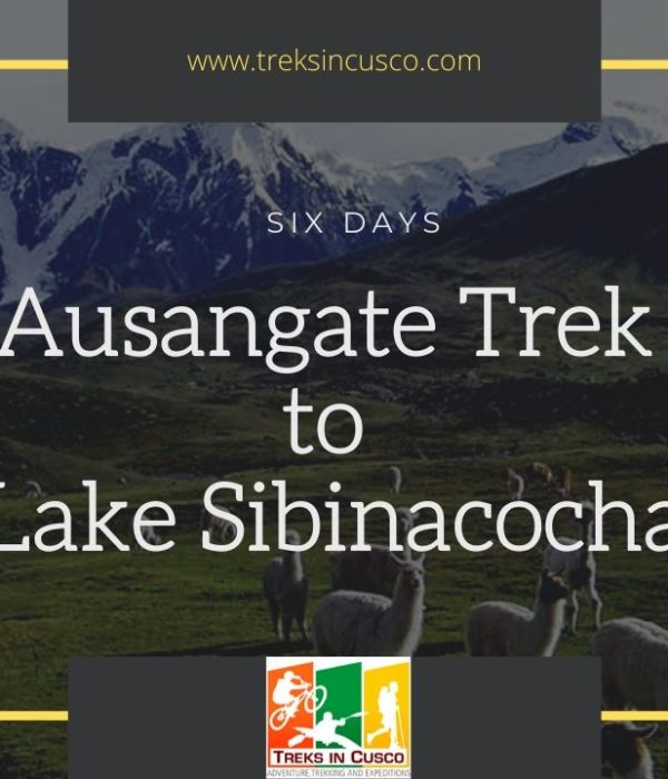 Ausangate Trek to Lake Sibinacocha