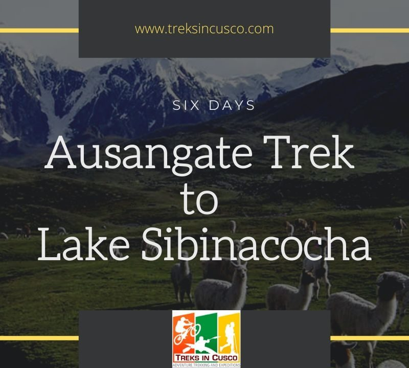 Ausangate Trek to Lake Sibinacocha