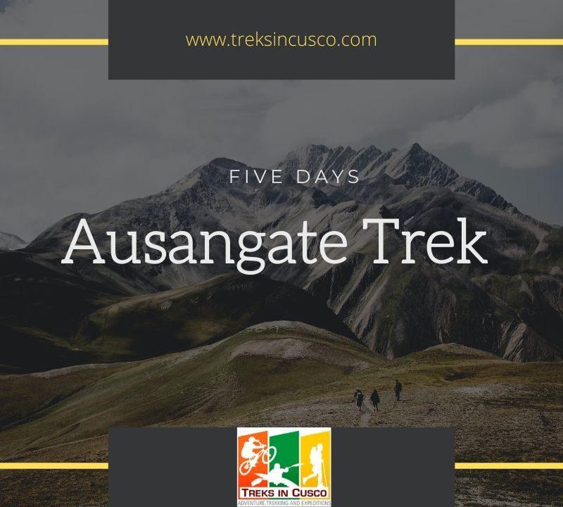 Ausangate Trek 5 days