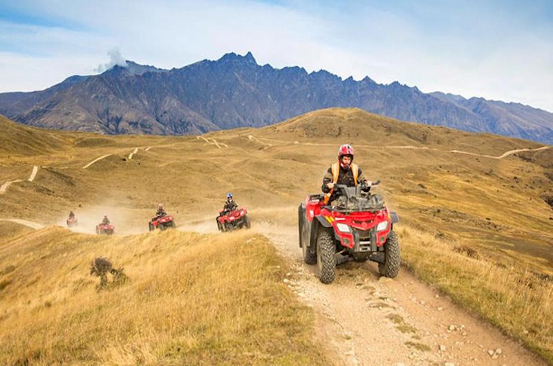 ATV Tours to Maras Moray