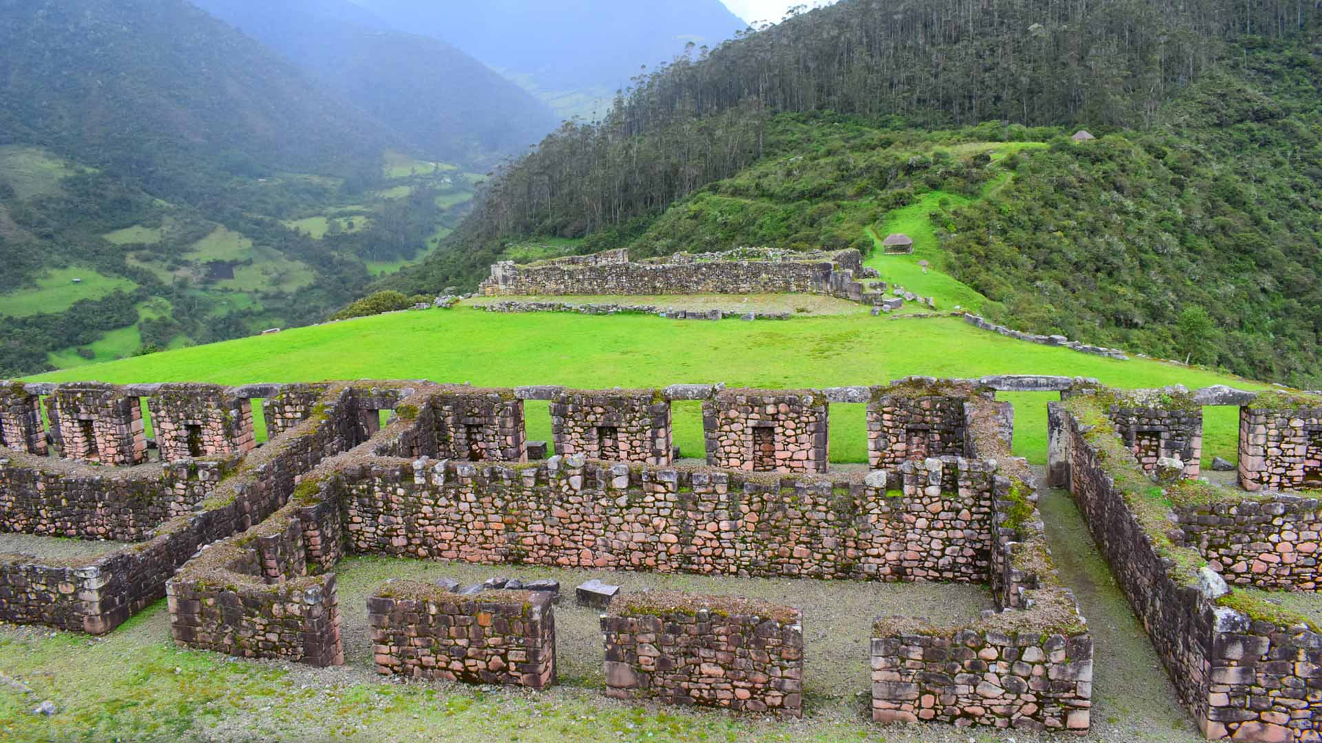 Five Mystery of Machu Picchu