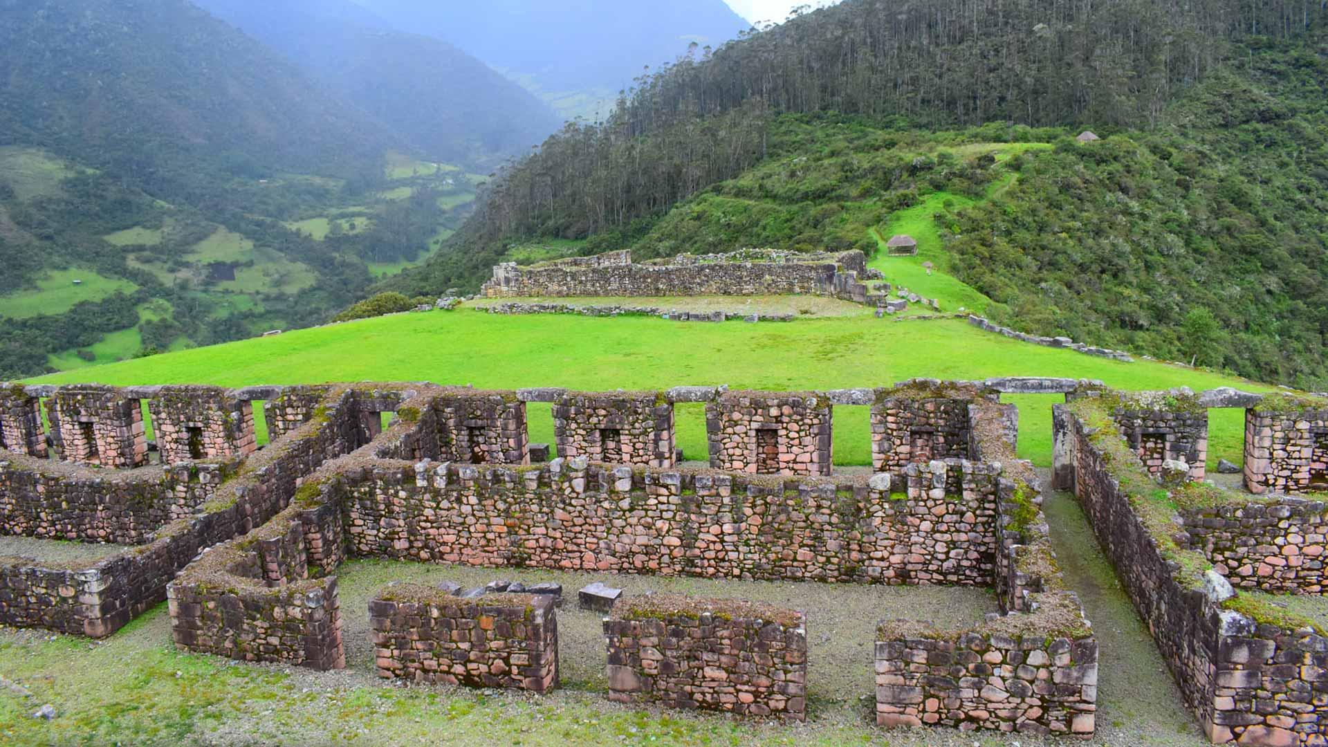 Five Mysteries of Machu Picchu