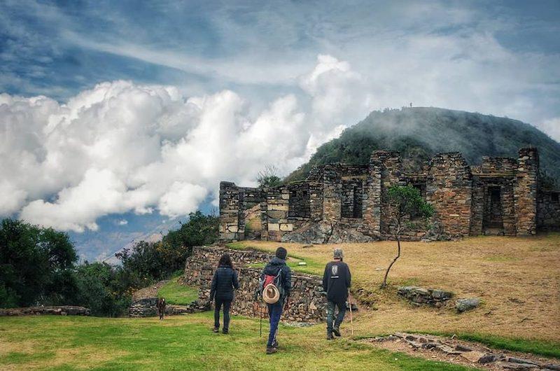 Choquequirao Huanipaca Trek