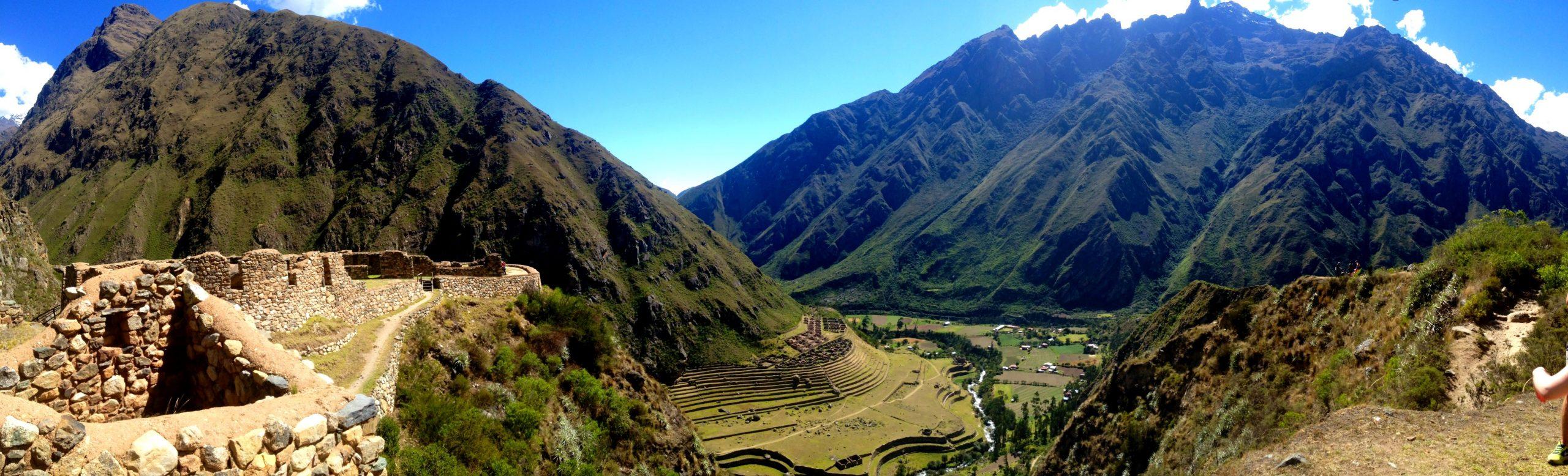 Inca Trail or Salkantay Trek