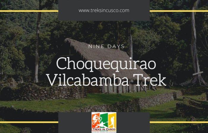 Choquequirao Vilcabamba Trek