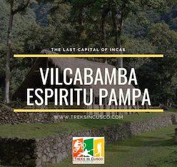 Vilcabamba Espiritu Pampa