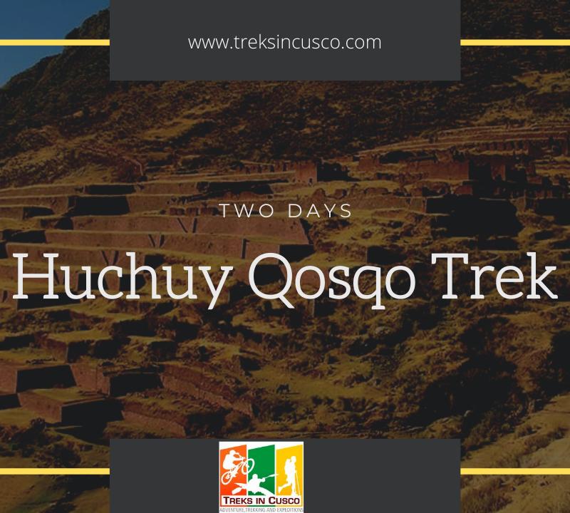 Huchuy Qosqo Trek 2 days