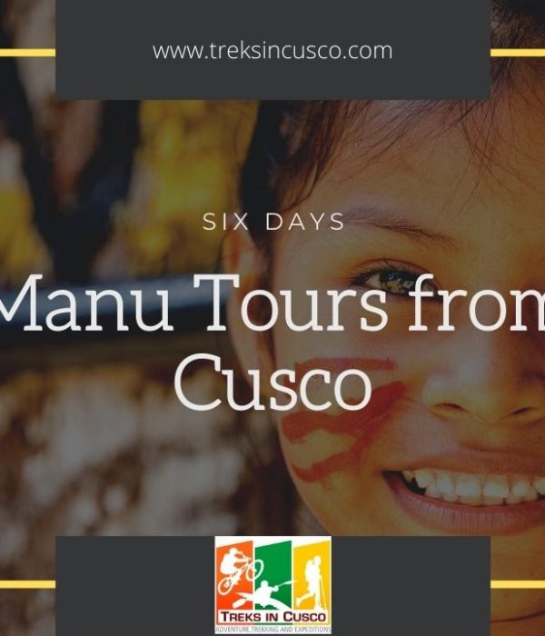 Manu Tours from Cusco