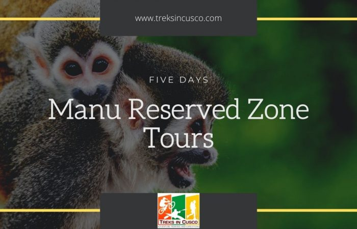 Manu Reserved Zone Tours