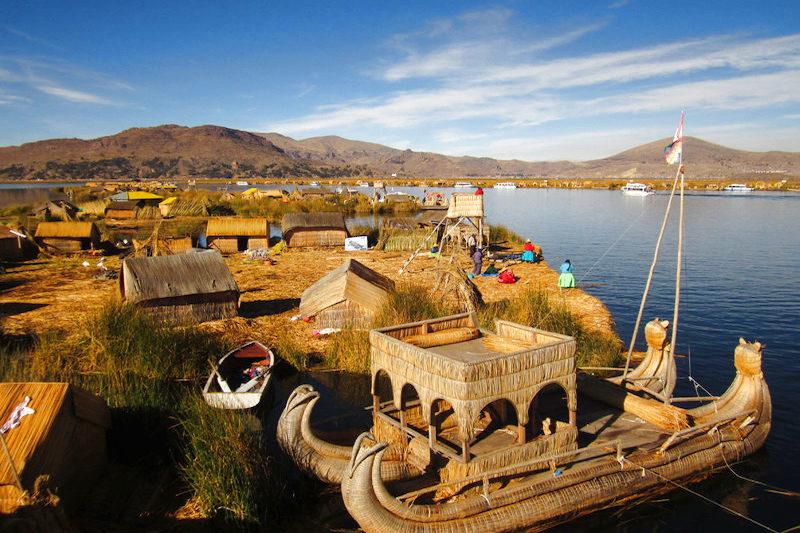 Half Day Tour Lake Titicaca - Uros Tour