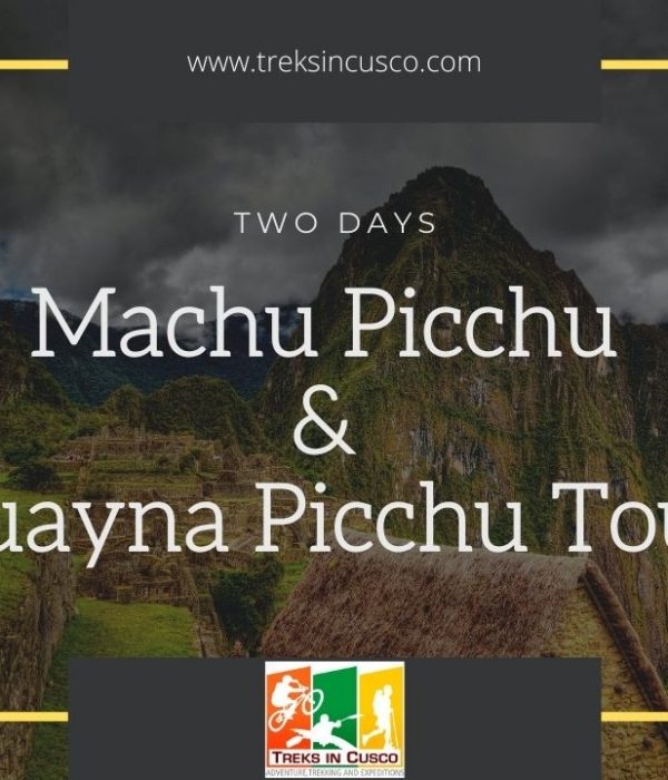 Machu Picchu Huyana Picchu Tour